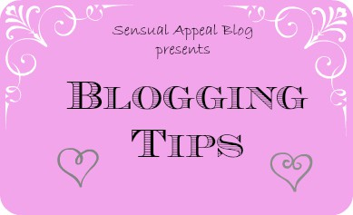 Getting more page views by www.SensualAppealBlog.com