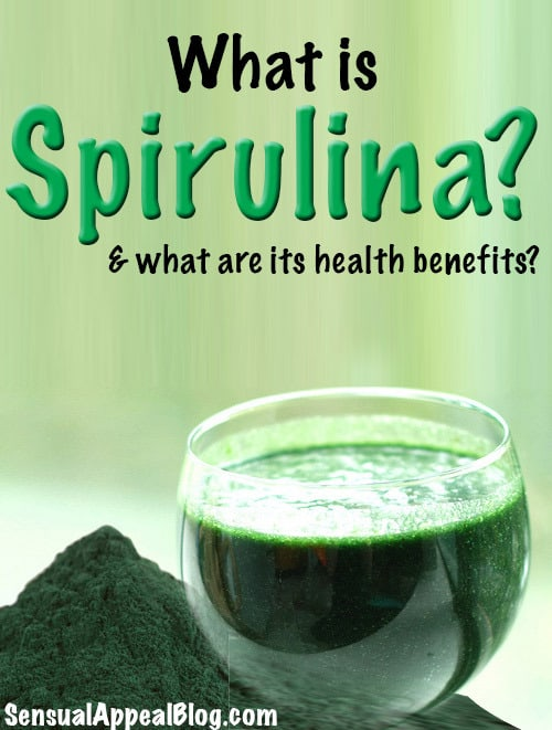 what-is-spirulina