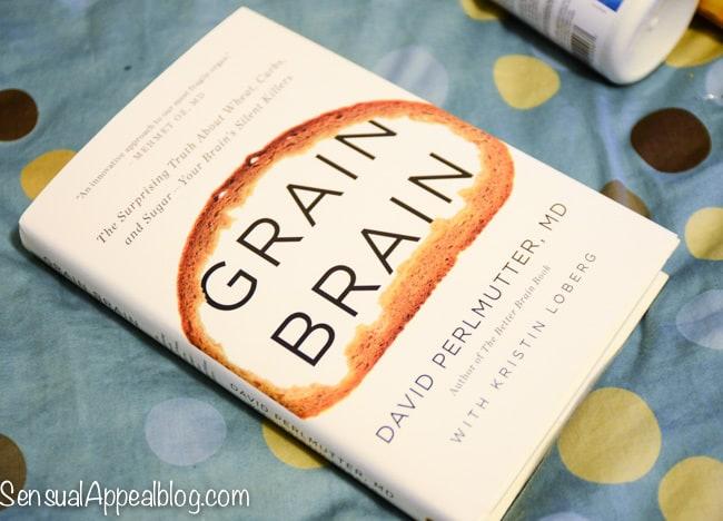 Grain Brain 4 Week Challenge #GBChallenge #Fitfluential #ad
