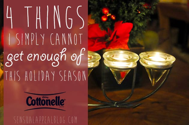 4 Things I Simply Can't Get Enough Of This Holiday Season