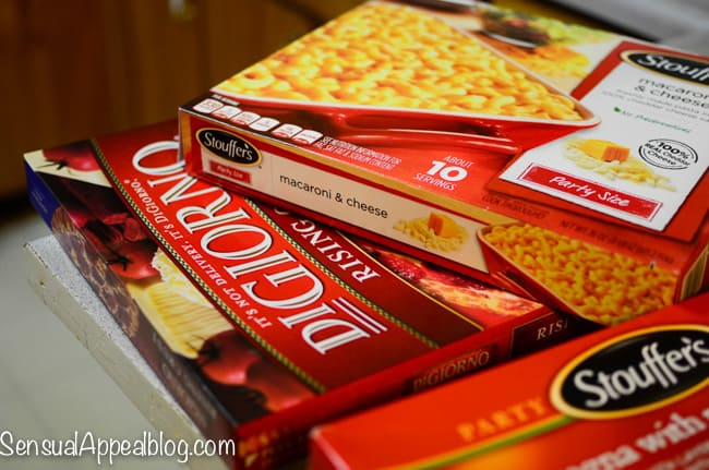 Family size party dinners with Nestle #PlanAhead #shop #cbias