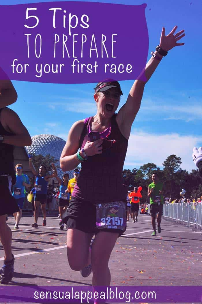 How to prepare for your first race?