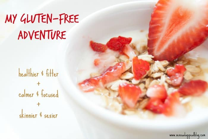 How going gluten-free has changed my life and what it can do for you